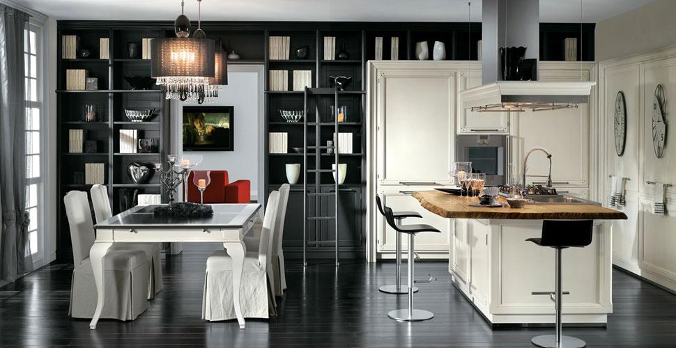 Living style lottocento - Cucina living ikea ...