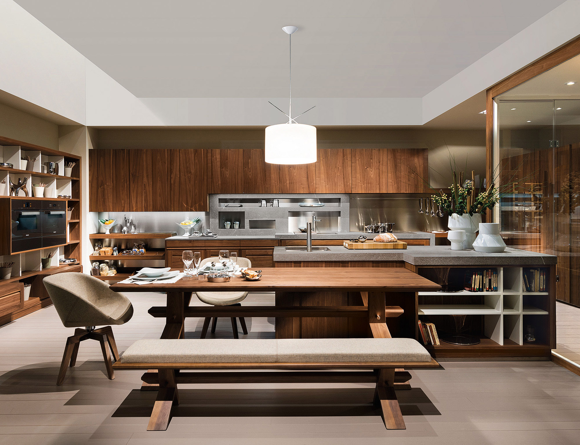 Awesome l ottocento cucine photos for L ambiente arredamenti