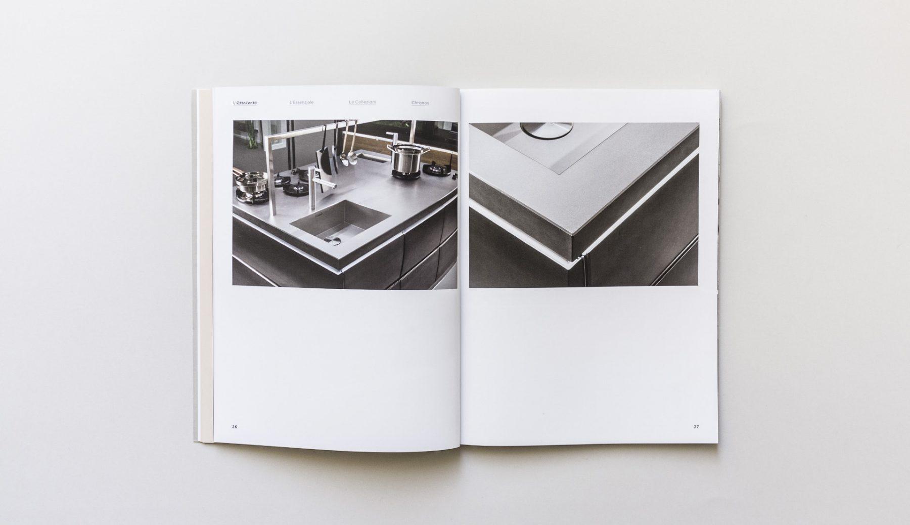 Catalogo cucine L'Ottocento