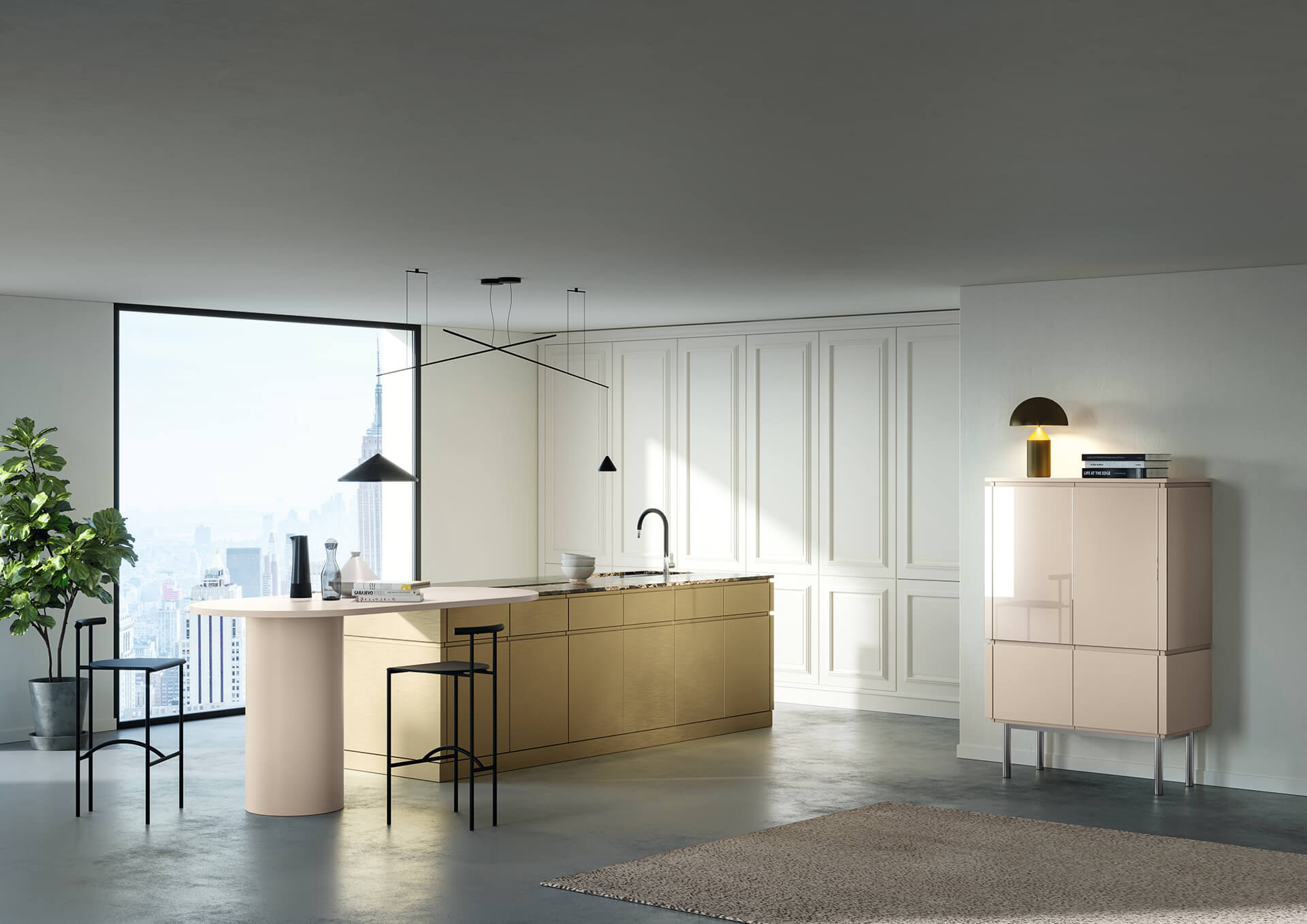 L\'Ottocento - Cucine moderne e classiche in legno su misura